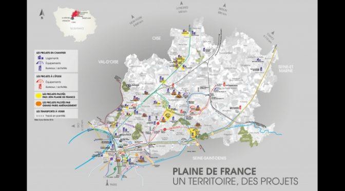 Exposition Plaine de France, histoire d'une métamorphose